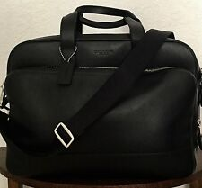 +COACH F72224 24 Hour Smooth Leather Commuter Laptop Briefcase NWT MSRP $600