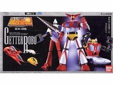 Soul of Chogokin GX-06 GETTER ROBO Action Figure BANDAI TAMASHII NATIONS Japan