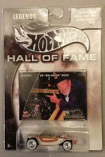 "Hot Wheels Legends Hall of Fame Ed ""Big Daddy"" Roth 8+ HW Highway 35 New NIB"