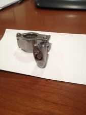 """3/4"""" Tri Clover Stainless Steel Sanitary Clamp"""