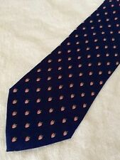 BATTISTONI cravatta tie original 100% seta silk made in italy nuova new