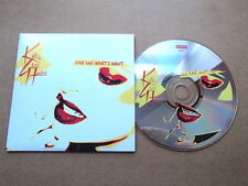 KIDS IN GLASS HOUSES - GIVE ME WHAT I WANT - 2008 PROMO CD