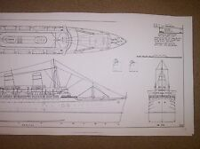 SS INDEPENDENCE ship boat model plans