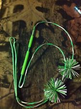 Custom Archery Bow String Longbow, Recurve, Oneida bowfishing double served loop