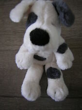 VINTAGE MOTHERCARE PATCH PUPPY DOG SOFT HUG TOY