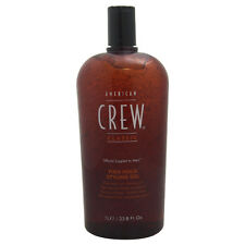 Firm Hold Styling Gel by American Crew for Unisex - 33.8 oz Gel