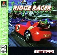 Ridge Racer (Sony PlayStation 1, 1995)