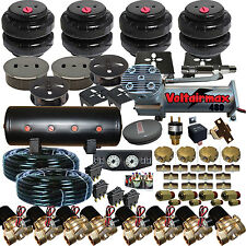 Air Suspension Kit-COMPLETE U-have Coilsprings Front/Rear See Description below