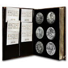 2015 6-Coin Silver Set - Biblical Series (Matching Serial #'s) - SKU #93978