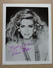 Donna Mills - original signiertes Grossfoto 20x25cm