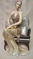 JULIANA BROADWAY BELLES VALERIE ART DECO STYLE PRETTY LADY FIGURE OR MODEL 58432
