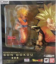 Dragon Ball Z Figuarts Zero Super Saiyan 3 Son Goku Bandai Tamashii