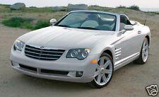 2007 Chrysler CROSSFIRE Roadster, PLATINUM, Refrigerator Magnet, 40 MIL
