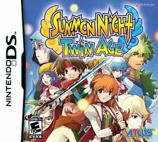 *NEW* Summon Night: Twin Age - Nintendo DS