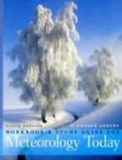 Meteorology Today: An Introduction to Weather, Climate, and the Environment. St