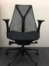 Herman Miller Open Box Sayl Office chair Basic model Black fully adjustable arm