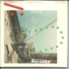 BONOBO Pick Up / Behind the Light 2trx UNRELEASED Limited CD single SEALED 2003