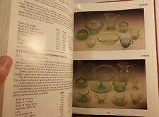 COLLECTOR'S ENCYCLOPEDIA OF DEPRESSION GLASS - GENE FLORENCE - 12TH ED - BOOK