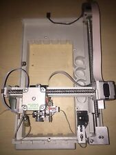 Precision XYZ 3 Axis CNC HOBBY 3 x stepper motor Chassis inc Guide rails