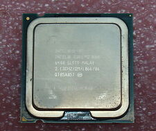 Intel Core 2 Duo / 2.13 GHz / 2M / 1066MHz - SL9T9 - 6400 - Socket 775 - Tested