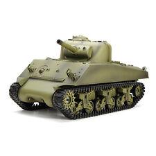 New Heng Long 3898-1 2.4G 1/16 US Sherman M4A3 Tank Radio Control Battle Tank