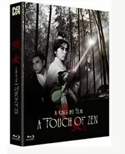 "MOVIE ""TOUCH OF ZEN"" Blu-ray FULL SLIP UNCUT 4K REMASTERED 700 NUMBERED"