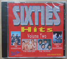 Sixties Hits Volume Two - The Drifters, The Troggs, Foundations - CD neu & OVP