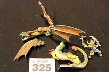 Games workshop warhammer classique orcs war wyvern pro painted dragon complet oop