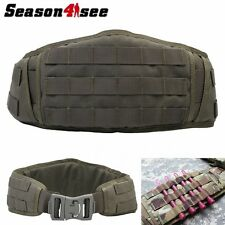 EMERSON Molle Tactical Military Waist Padded Patrol Belt Combat War Belt FG