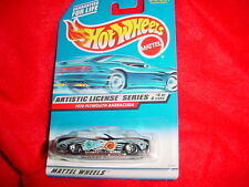 HOT WHEELS #732 1970 PLYMOUTH BARRACUDA 5 SP RIMS ARTISTIC LICENSE FREE USA SHIP