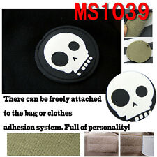 HOT Black Military Pirate Skull Magic Patches Tactical Skeleton Patch Punisher