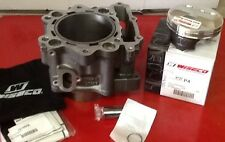 Yamaha 660 Raptor Grizzly Rhino Engine Cylinder Kit 660 Wiseco Piston 102 or 101