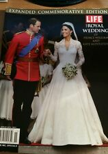 ☆☆-LIFE Magazine, EXPANDED COMMEMORATIVE EDITION, THE ROYAL WEDING GUC☆☆