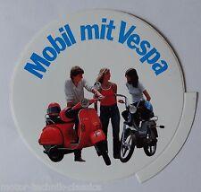 Aufkleber VESPA Piaggio Roller Mofa PX Si 80er Sticker Autocollant Decal