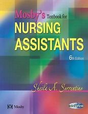 Mosby's Textbook for Nursing Assistants by Sheila A. Sorrentino (2003,...