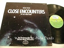 Music From Close encounters of the Third kind LP#MUS-8803(VG)12""