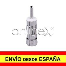 Adaptador de Antena ISO - DIN Autoradio Vehículo Coche Conversor a2541