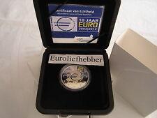 NEDERLAND   2012    2 Euro Commemorative 10 Jaar Euro  PROOF   Op voorraad