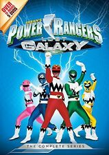 Power Rangers: Lost Galaxy Complete Series - 5 DISC SET (2015, REGION 1 DVD New)