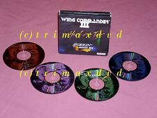 PC_Wing Commander III (3) Heart Of The Tiger_CDs Top-Zustand_1000 Spiele im SHOP