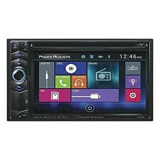 New Car Audio Media Cd Dvd.Unit.Dual Din.Amplifier Reciever.Remote.Fm.Am.Sd Slot