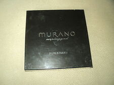 "COFFRET CD ""MURANO UNPLUGGED - LIVE IN PARIS"""