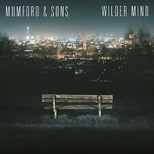 Mumford & Sons - Wilder Mind (Deluxe Edition CD 2015) NEW & SEALED Digipak