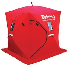 NEW Eskimo Quickfish 2 69151 Portable Pop Up 2 Person Ice Fishing Shelter
