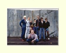 VICKY McCLURE THIS IS ENGLAND LOL PP MOUNTED 8X10 SIGNED AUTOGRAPH PHOTO