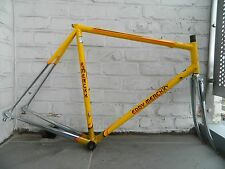 Vintage Eddy Merckx Corsa 01 Road Bike Frame frameset dedacciai ZeroUno tubes 57