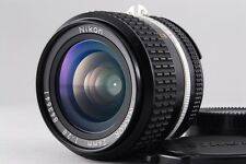 [Near Mint] Nikon Nikkor Ai-S 24mm f2.8 MF AIS Lens Free Shipping Japan #N274