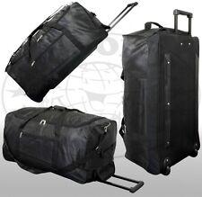 Trolley-bolso bolsa de viaje con ruedas u mango telescópico bolso deportivo nylon nuevo