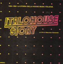 Italo House Story 1984-1994 - Storia House della House Music Italiana + Bonus CD