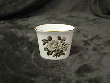 Vintage Royal Worcester England Hand Painted Fine Bone China Sm Vase, Beauty